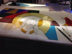 stain glass craftmanship